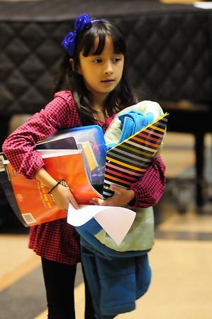 2012 Prep Shoe Box Procession
