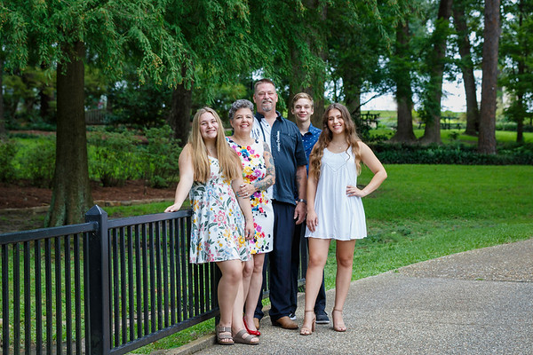 Sean, Wendy & Family