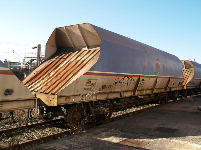 JHA 19402 Crewe Diesel 07/03/10.