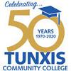 Tunxis 50 Year Logo.jpg