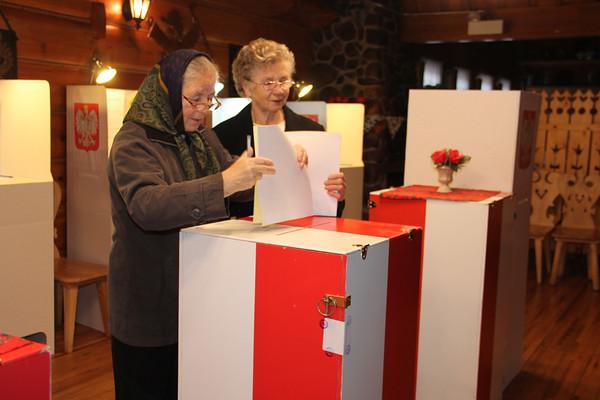 Wybory w Domu Podhalan