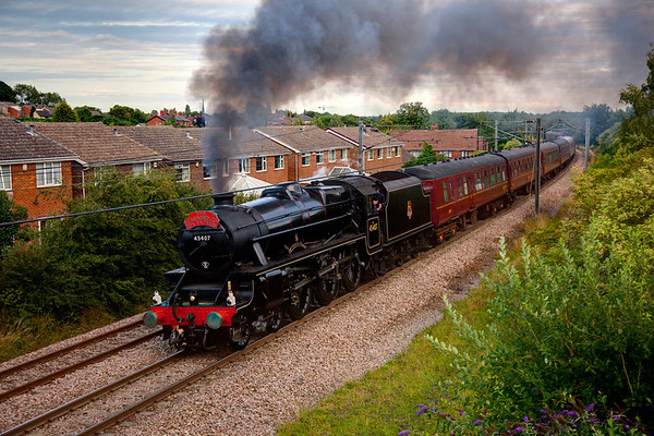 The Scarborough Spa Express and The Scarborough Flyer 2011