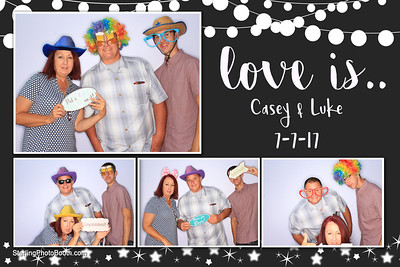 Casey & Luke's Wedding