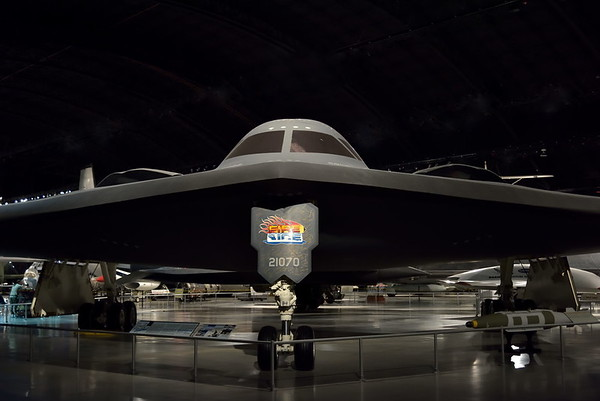 USAF Museum. Dayton Ohio - another look.