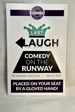 7-17-2021 Last Laugh On The Left @ Runway Theatre