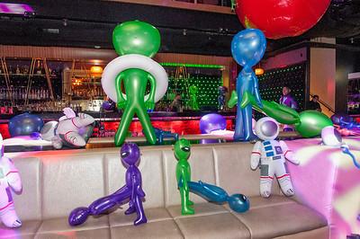 Space Odyssey w/DJ Roonie G 4-27-13 by Jon Strayhorn