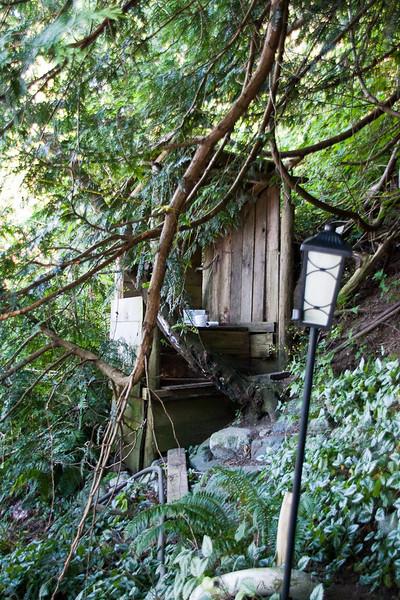 Boathouse- Outdoor Biffy