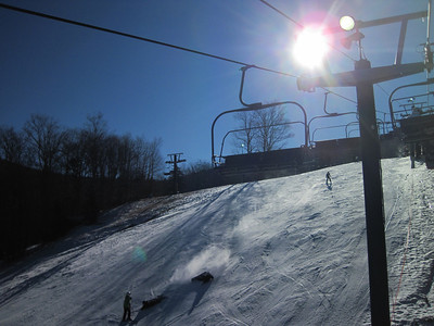 Canaan Valley Skiing 2013