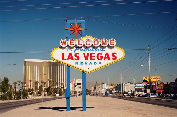 Las Vegas Feb 2001