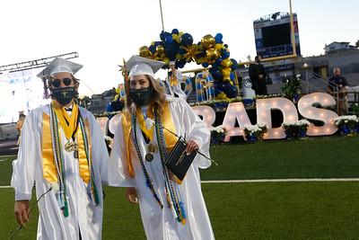 2020 Coronado High School Graduation