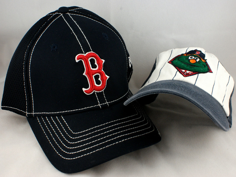 The tradition continues: For the better half of 20 years I've had an odd baseball tradition. Every February, when the Red Sox equipment truck leaves for FL, I run out and I buy a Red Sox hat. I then will wait until opening day before I'd wear the hat. I wear the hat for the entire baseball season. I then retire the hat at the close of the season. I write the year and the results under the bill then hang the hat on my wall. Then I wait until the following February for the truck to leave for FL before I'd go out to buy my new hat. There are two rules…no two Sox hats can be the same and I cannot wear a Red Sox hat during the off season. The boy is now in his 2nd season of the tradition (hopefully many more hats will follow - I tried this with his sister but she's not too big on hats - I still got her one anyway)