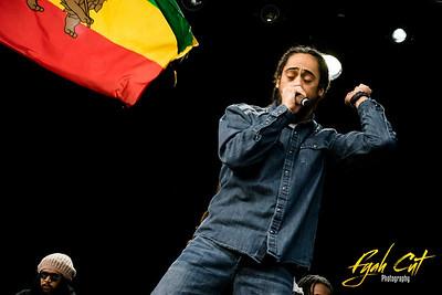 Damian Marley Live at Grönalund | Friday 17.7.2015