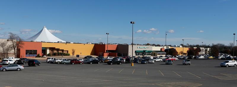 Arrowhead Mall. 501 N Main Street  in Muskogee