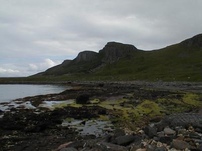 Scotland with Maja
