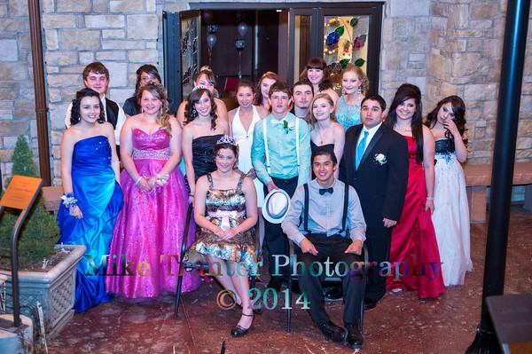 Goal Academy 2014 Prom