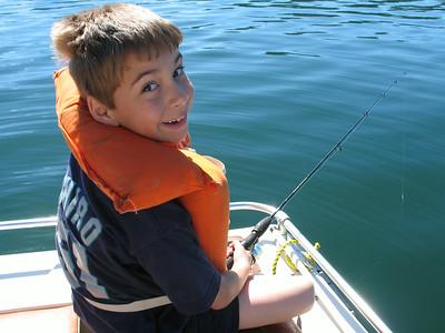 2005/06  - Fathers Day Fishing Trip