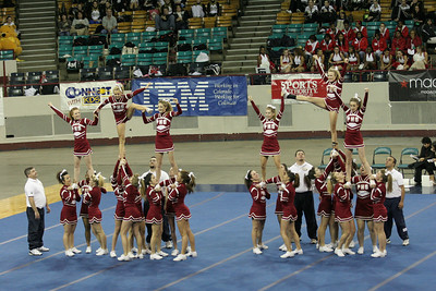 State Tournament Cheer