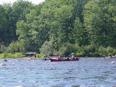 Flambeau River Canoe Trip