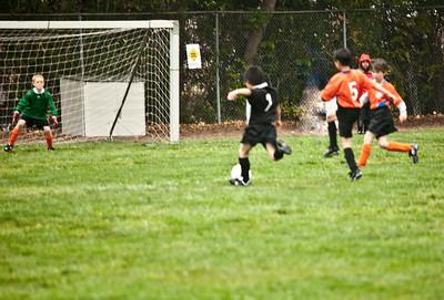 Soccer game, 2011 --