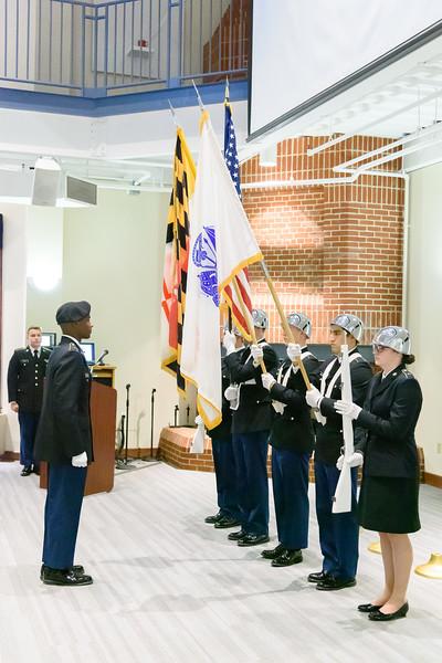 2018 Veterans Day Ceremony