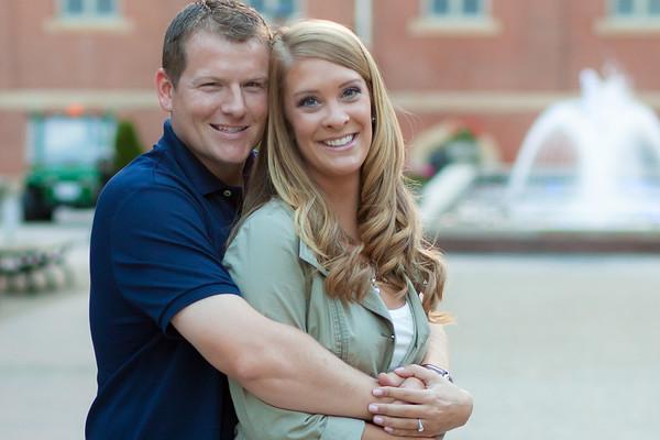 Renee and Garrett