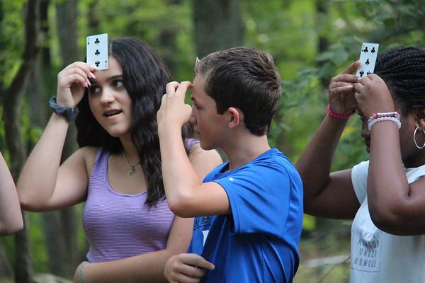 8th Grade Mountain Lakes Field Trip
