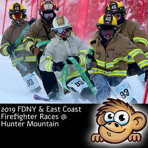 2019 FDNY & East Coast Firefighter Races