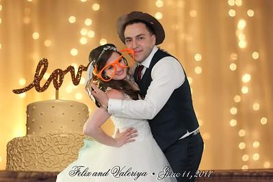 Felix & Valeriya Wedding