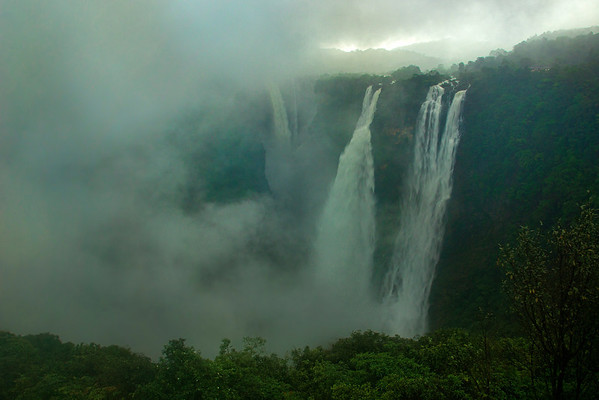 Jog Falls and Gokarna Beach