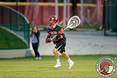 2019 Men's Lacrosse at Florida Southern