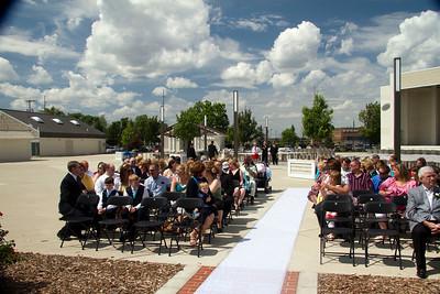 Nicole and Anthony Wedding Ceremony