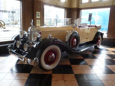 America's Packard Museum - Dayton, OH - 20 Nov. '12