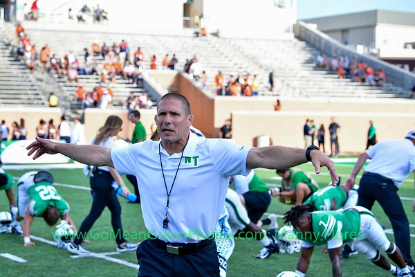 UTSA @ Mean Green