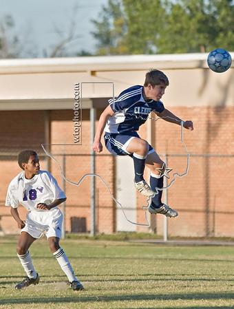 CHS Boys Soccer 2008 Varsity
