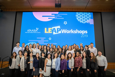 TAASiA  LEAP 2019
