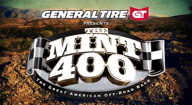 General Tire Mint 400