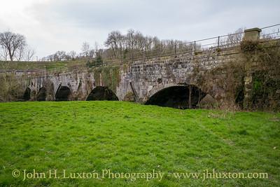 Montgomery Canal: Llanymynech to Parson's Bridge