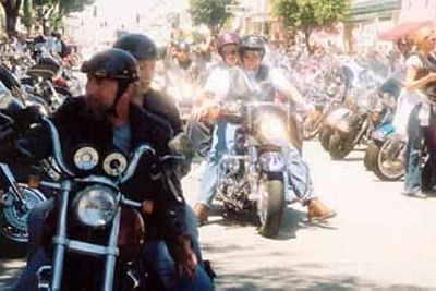 Santa Cruz members hitting town