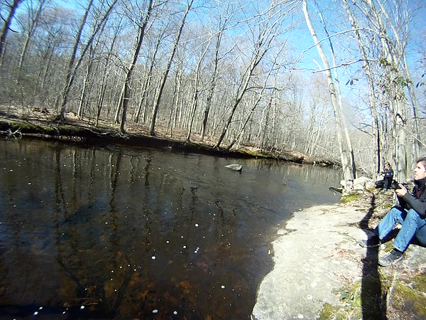 Go Pro video of First Crossing