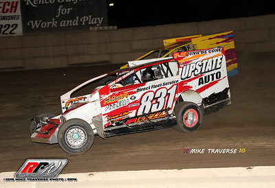 Accord Speedway - 8/2/19 - Mike Traverse