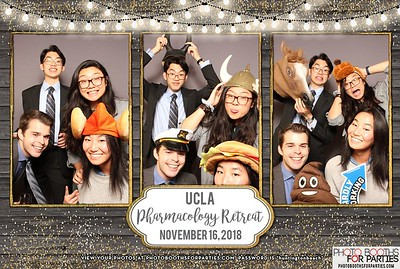 UCLA Pharmacology 2018