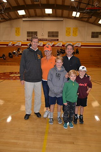 LCHS Alumni Association Plays Ball