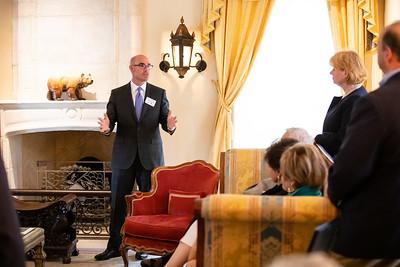 Texas Speaker of the House, Hon Dennis Bonnen