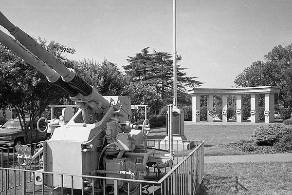 Fredericksburg Monuments