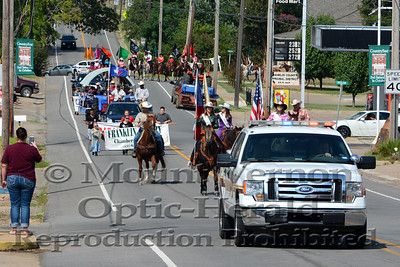 2015 Franklin County Sheriff's Posse Rodeo