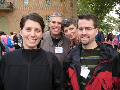 Williamsburg Family Adventure 2007