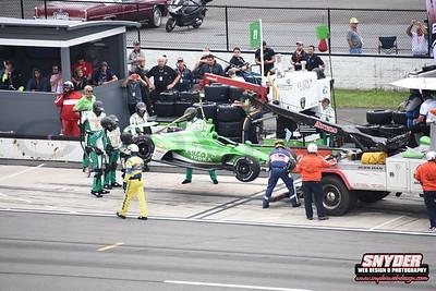 """8/19/18 IndyCar Series """"Pocono Raceway"""""""