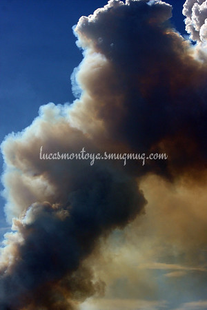 When Colorado Springs Caught Fire (Waldo Canyon Fire) - June 2012