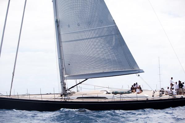 Big Sailboats Virgin Gorda
