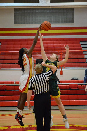 CHS Fresh/Soph Girls vs Mattoon 1/9/18